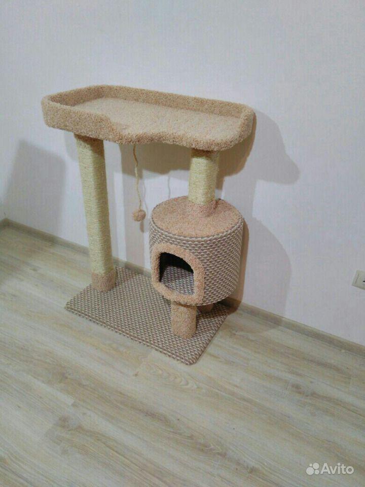 Когеточка, домик для кошек ковролин, дерево 28. Свердловская область,  Екатеринбург