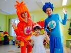 детские праздники Симоновская набережная