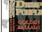 Deep Purple - Golden Ballads (кассета)