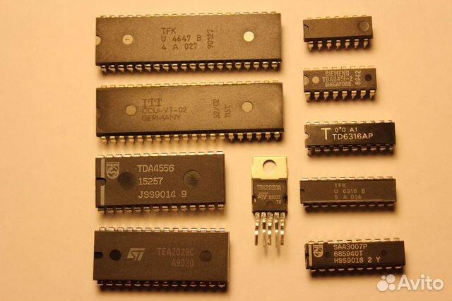 Микросхемы для ремонта
