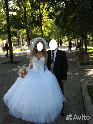 В продаже Свадебное платье по доступной цене c комментариями пользователей и описанием, продаю в Краснодар...