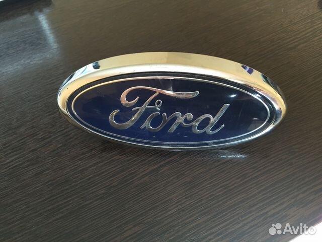 Эмблема форд с макс 13 фотография