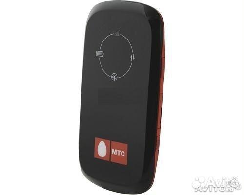 Мобильный роутер Wi-Fi МТС ZTE MF30 3G, Компьютеры, оргтехника, канцтовары,