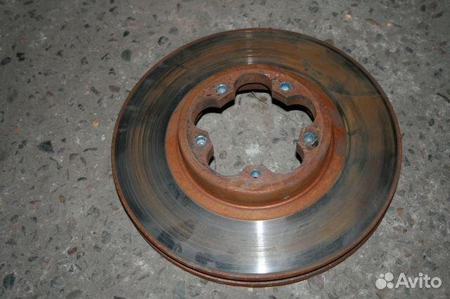 Тормозные диски форд транзит 6 фотография