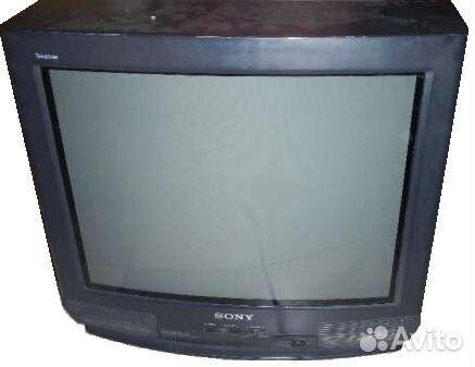 Телевизор Sony Trinitron KV-