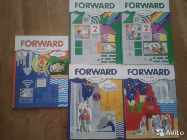 Forward English 2 Класс Гдз