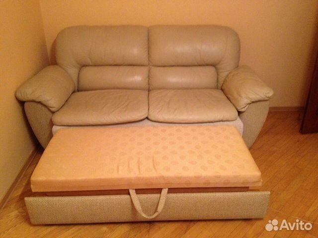 Диван выкатной Мебель энд Цайт купить в Москве на Avito ...