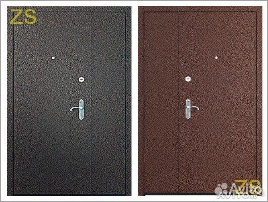 металлические двери к 80 в москве