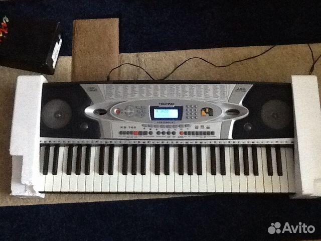 Синтезатор techno kb-760 инструкция