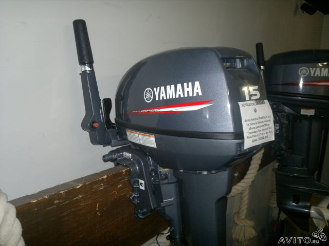 лодочный мотор ямаха 2 л.с.отзывы