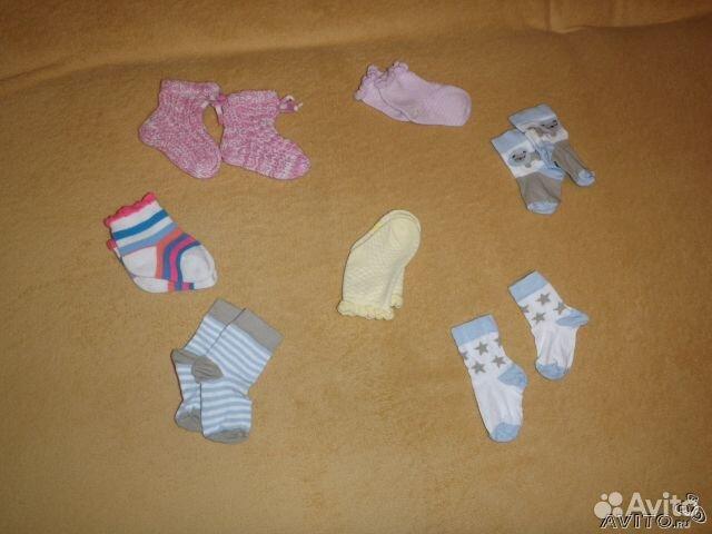 продаю в Краснодар - Носки Носочки в разделе Детская одежда и обувь бесплатной доски объявлений сайта AVITO.ru