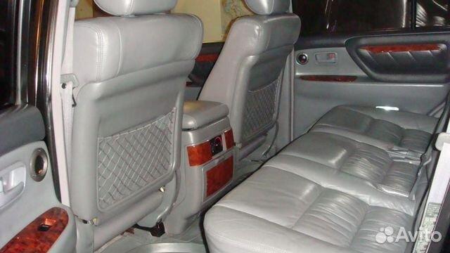 Toyota Land Cruiser, 2002 89059001710 купить 1