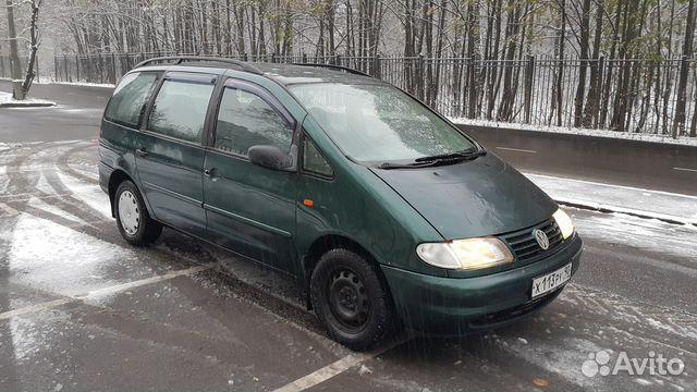 Смотрите, какая машина: volkswagen sharan i 1997 года за 170 000 рублей на автору!