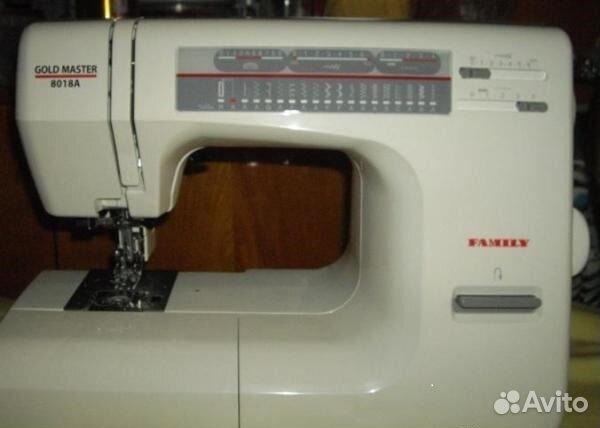 Швейно - вышивальные машины