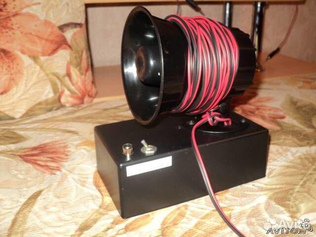 Электро манки на гуся