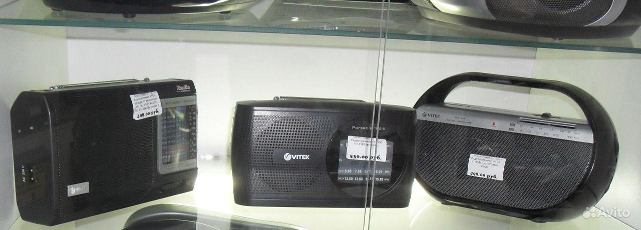 Радиоприёмники радиочасы и