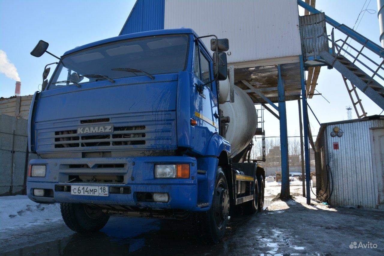 Купить бетон в Ижевске: 91-86-38 Продажа по выгодным