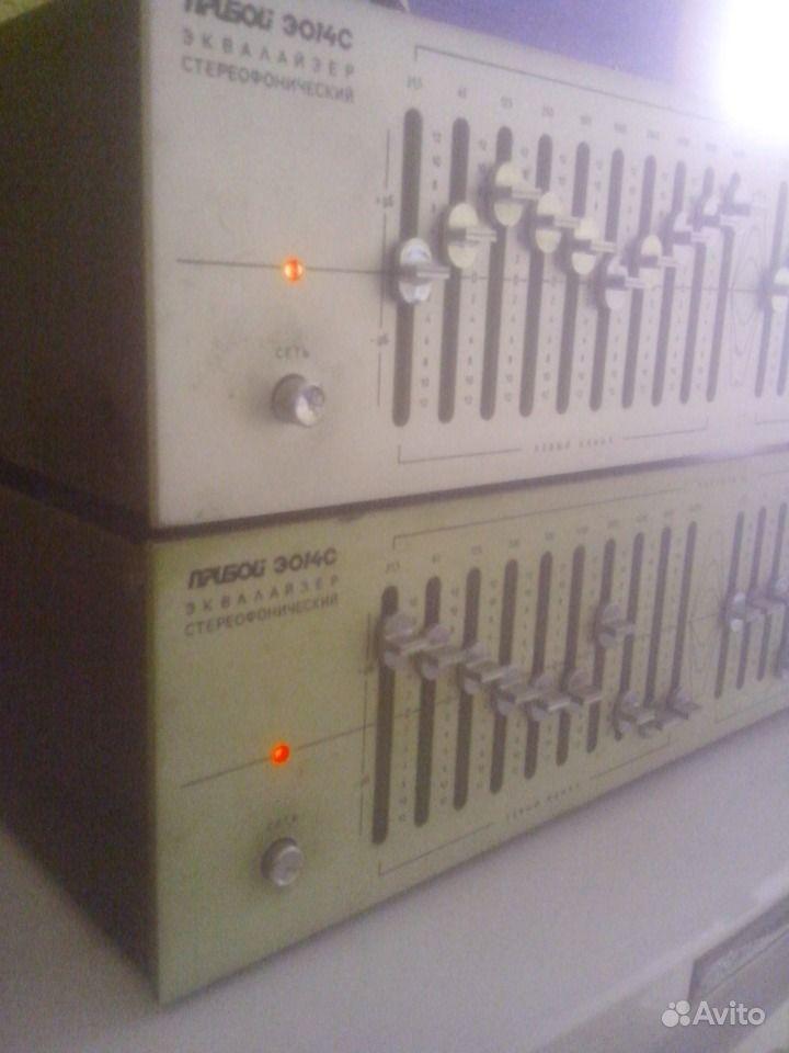 Эквалайзер Прибой Э014С (2 шт)