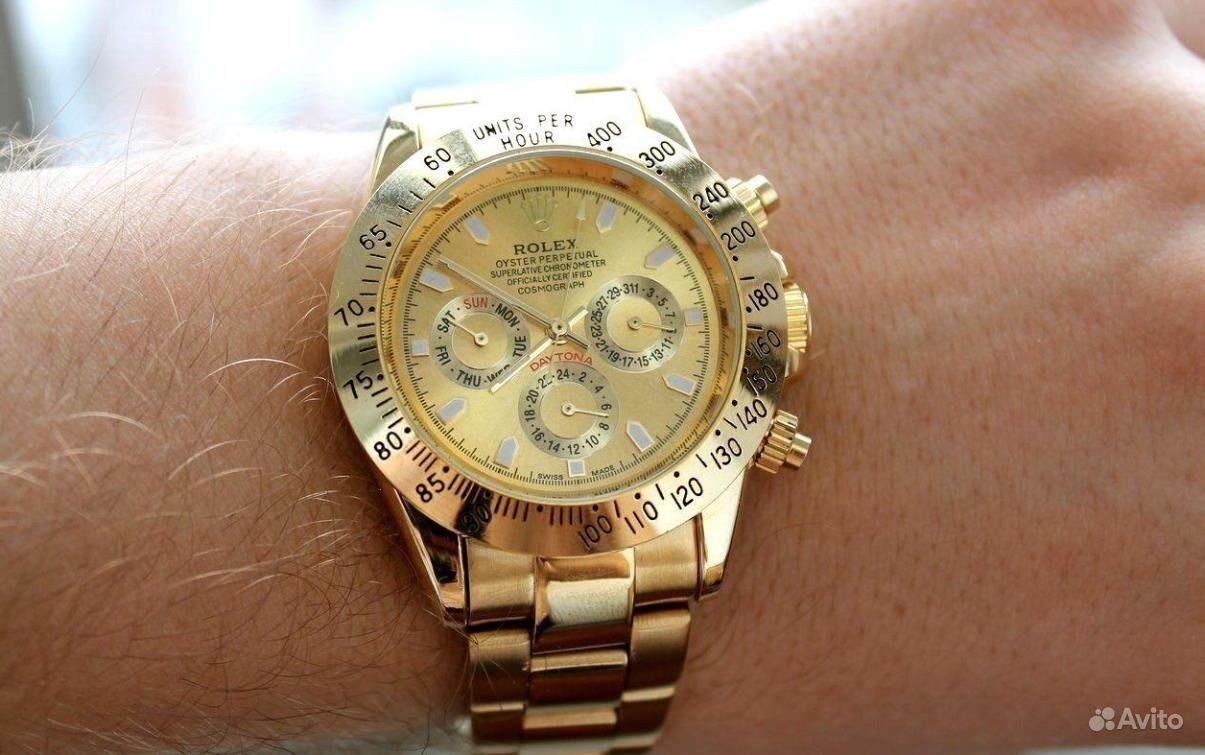 Часы ролекс дайтона оригинал