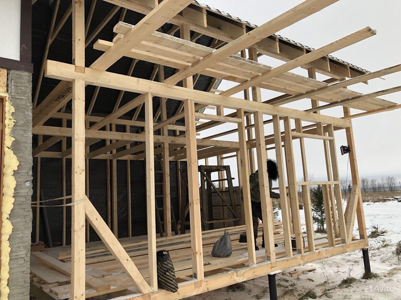 Строительство домов,бань,хоз.блоков,канализация, д купить на Вуёк.ру - фотография № 7
