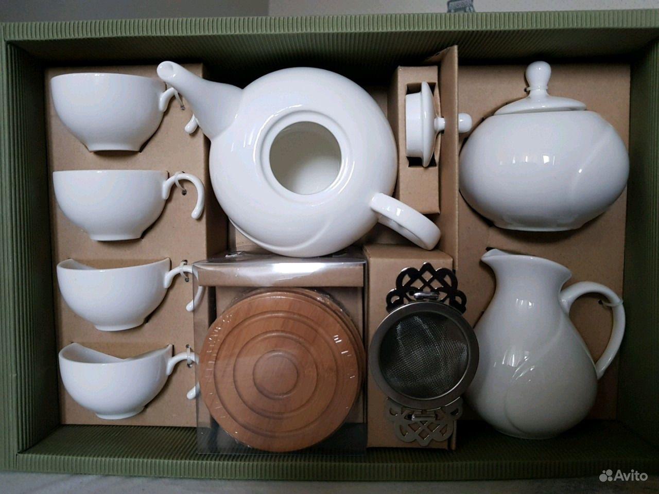 Сервиз чайный — фотография №1