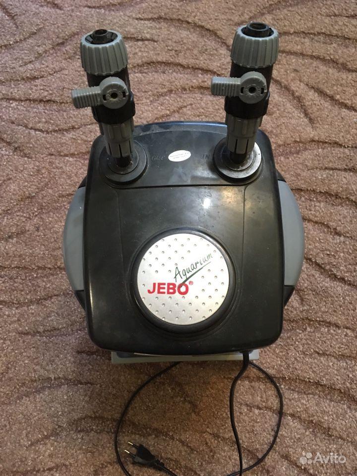 Внешний аквариумный фильтр jebo 838