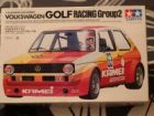 Модель Тамия Tamiya VW golf racing group 2 1/24