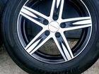 Комплект колес на литых дисках