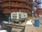 Аренда дизельного компрессора 18 куб.м./мин