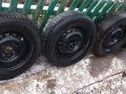 Два колеса и два диска