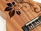 Новая Гавайская Гитара Deviser UK-21-45D