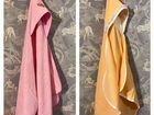 Полотенца и простыни для малышей