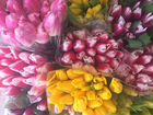 Тюльпаны, тюльпанчики, букеты, цветы