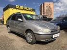FIAT Palio 1.2МТ, 2001, 97000км