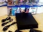 Sony PlayStation 4 + 45 игр