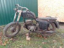 """Мотоцикл """"Ковровец"""""""
