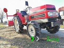 Трактор японский Янмар yanmar FF245 фреза