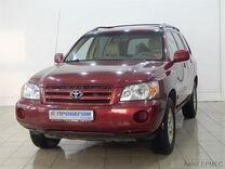 Toyota Highlander, 2005 г., Тула