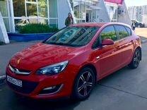 Opel Astra, 2013 г., Москва