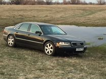 Audi A8, 2000 г., Омск