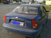 Chevrolet Lanos, 2008 г., Саратов