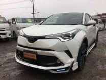 Toyota C-HR 1.2CVT, 2016, 21000км