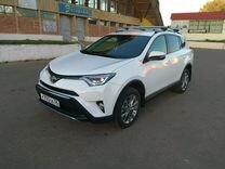Toyota RAV4, 2016 г., Москва