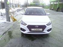 Hyundai Solaris, 2017 г., Нижний Новгород