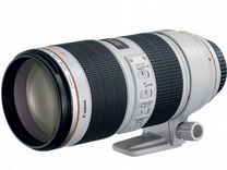 Объектив Canon 70-200 f2.8 II USM — Фототехника в Москве