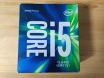 Процессор Core i5-6400 — Товары для компьютера в Санкт-Петербурге