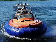 лодки на воздушной подушке в москве