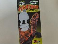 Лампа для аквариумных черепах