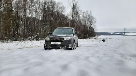 Subaru Forester 2.0AT, 2008, 156000км объявление продам