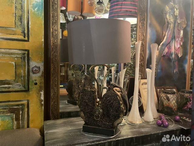 Дизайнерская лампа